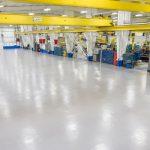 Protección superficial de pavimentos industriales