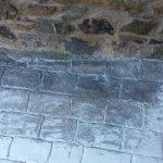 Solución ha problemas de resinas en suelos de hormigón impreso