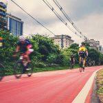 Slurry: El pavimento definitivo para el carril bici.