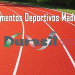 Pavimentos deportivos Madrid